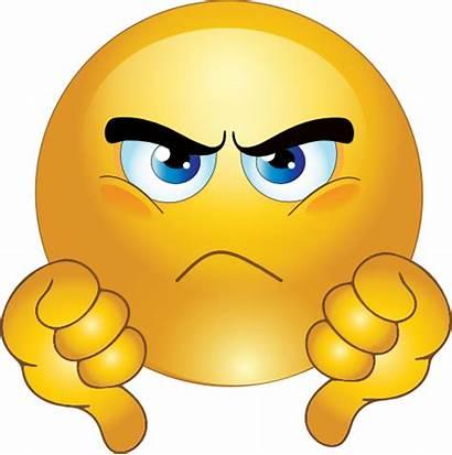 Smiley Grumpy Emoticon Clipart غاضب وجه I2clipart