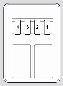 Honda Pilot  2013 - 2015  - Fuse Box Diagram