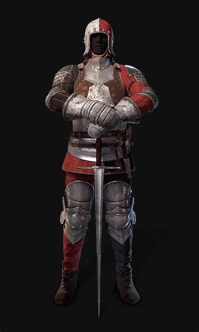 Witcher Guard Redanian Armor Amc