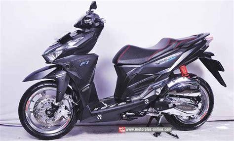 Modif Simple Vario 150 by 5 Modifikasi Honda Vario 150 Esp