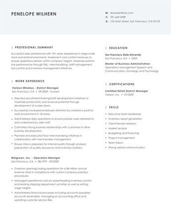 Are There Any Free Resume Builders by Resume Exles For Any Industry Free Resume Builder