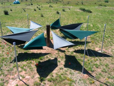 Hammock Setup Without Trees by Portable Hammock Stands For Cing By Derek Hansen