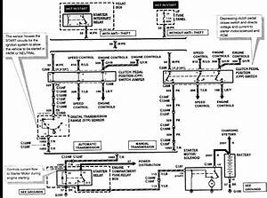 Ignition Wiring Diagram For 1998 Ford Ranger