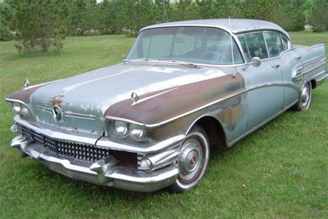 Sparkling 1958 Buick Special Riviera