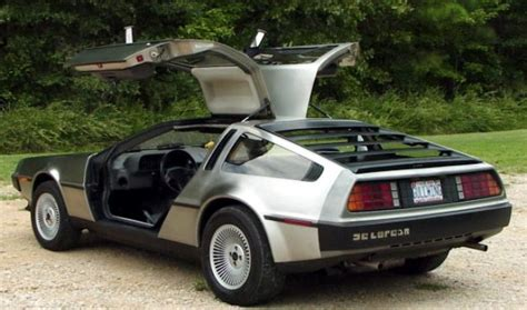 Delorean Dmc12 19811983 & 2012