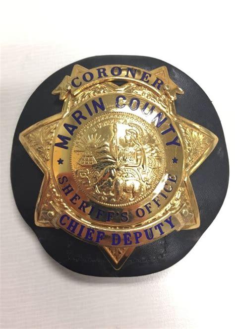 marin countys chief deputy coroner arrested  eureka