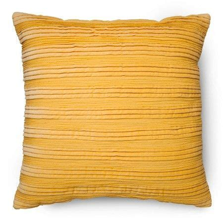 Target Bedroom Throw Pillows by Yellow Velvet Texture Throw Pillow Threshold Boulder