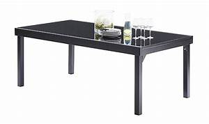 Table De Jardin Avec Rallonge : table de jardin 12 personnes table de jardin extensible ~ Farleysfitness.com Idées de Décoration