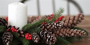 Que Faire Avec Des Pommes De Pin Pour Noel : 9 id es de d corations de no l faire avec des pommes de pin marie claire ~ Voncanada.com Idées de Décoration