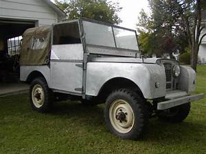 Early Land Rover Series I 4×4 | Bring a Trailer