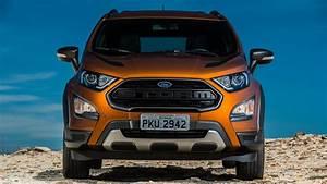 2018 Ford EcoSport Storm 4K 3 Wallpaper HD Car