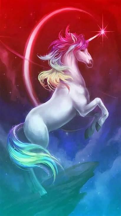 Unicorn Magical Fantasy Creatures Unicorns Dessin Dauphin