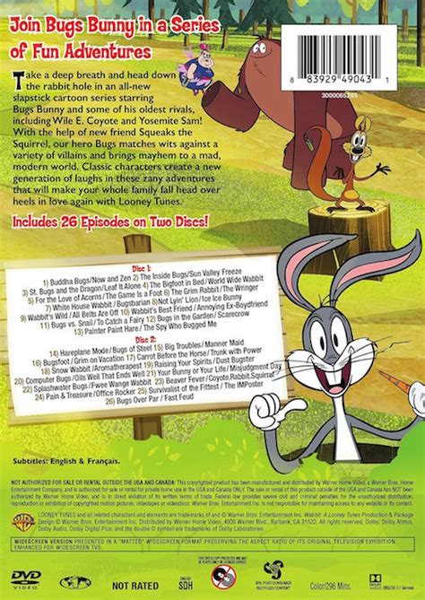 REVIEW - Wabbit: A Looney Tunes Production Season 1 Part 1 ...