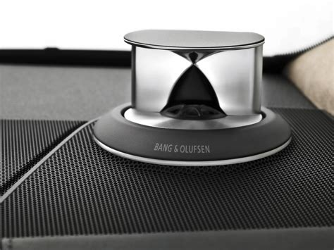 Diy Bang & Olufsen Speaker Pod?