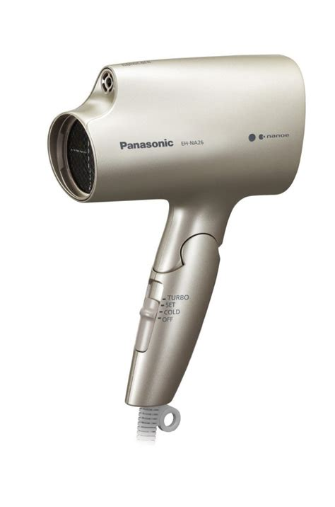 panasonic nano care hair dryer eh na26 n pale pink nanoe