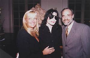 Michael With Second Wife, Debbie, And A Friend Of Theirs ...