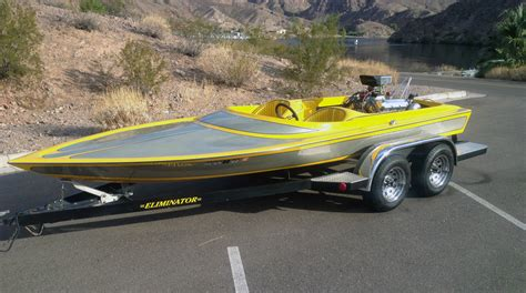 Bubble Deck Jet Boat by Eliminator Bubbledeck 1976 For Sale For 0 Boats From