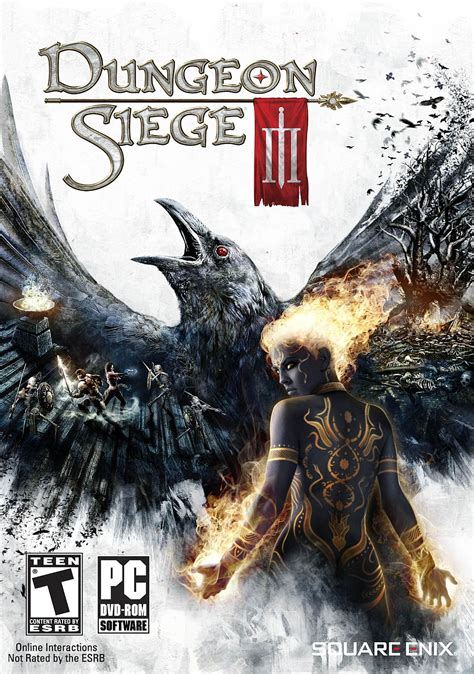 siege pc dungeon siege iii pc ign