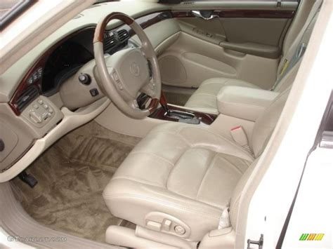 cadillac deville dts interior photo