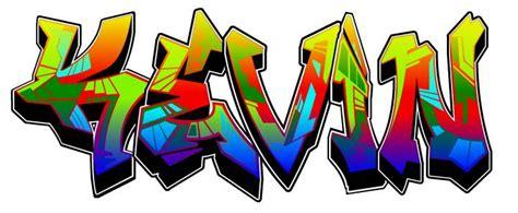 Graffiti Kevin :  Artelista.com