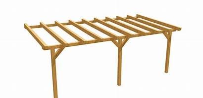 Bauplan Carport Holz Anlehn Bauen Selber Gemerkt