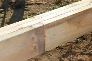Floor Joist Span Table Deck by Posts Too Tall Now What Small Cabin Forum