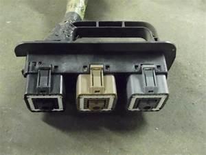 Under Dash Wiring Harness Main Disconnect