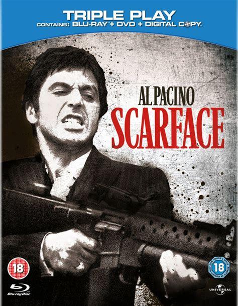 Scarface Triple Play (includes Bluray, Dvd And Digital Copy) Bluray Zavvi