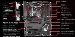 Asus Rog Maximus Ix Code Z270 Lga 1151 Motherboard Review