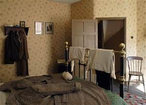 A view of the 1930s house bedroom at the Birmingham Back