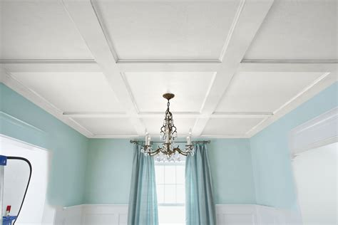 cute coffered ceiling moulding ideas compilation dream home