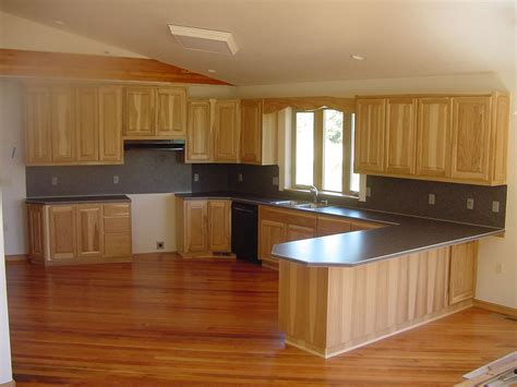 hand  hickory kitchen  artisan woodcraft