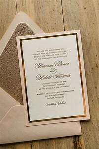1000 ideas about gold wedding invitations on pinterest With elegant wedding invitations com