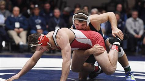 Penn State wrestling ends year at No. 1 with 9 ranked ...
