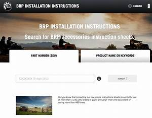 Brp Installation Instructions