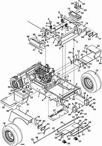 Tractor Assembly Model 721d 2003