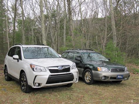 2014 Subaru Forester: Today's Compact Crossover Was Mid