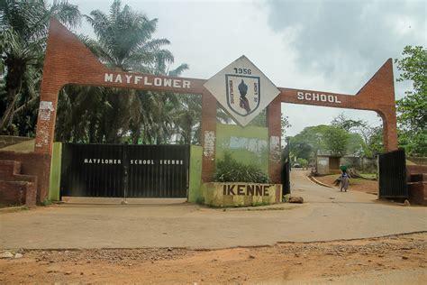 mayflower school wikipedia