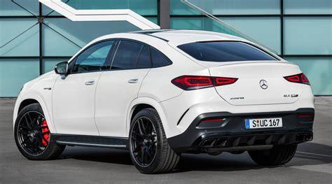 В чем смысл версии amg 53? Mercedes-AMG GLE 63 S Coupe Unveiled Ahead of Geneva 2020 - GTspirit