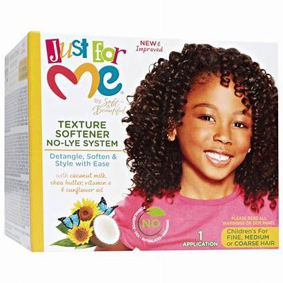 Texture Softener Kit Lye Texturizer Hair Natural