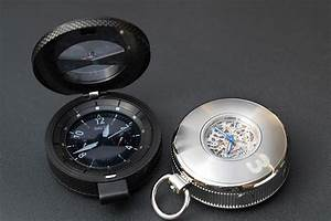 A Unique Pocket Watch Concept Adds An Air Of