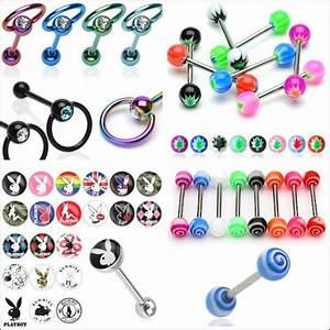 bijoux piercing langue prix et modeles avec le guide d With bijoux piercing