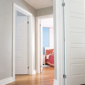 installer cadre de porte installer une porte int 233 rieure 1 rona