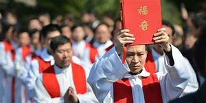 China On Track To Become World's Largest Christian Country ...
