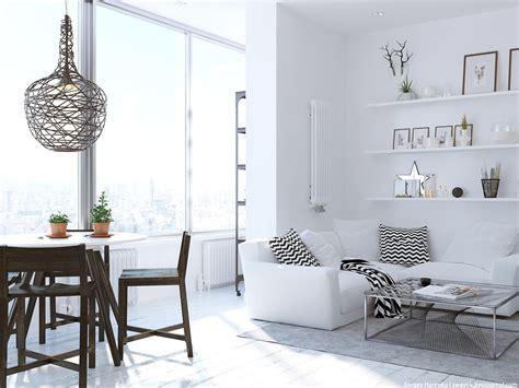 3 Beautiful Scandinavian Style Interiors