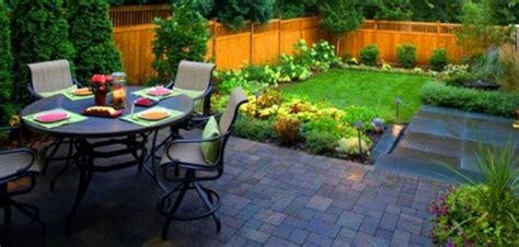 giardini piccoli foto piccoli giardini da copiare idee green