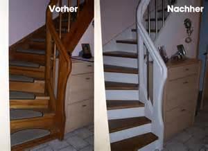 treppen lackieren holz treppenstufen neu lackieren denvirdev info