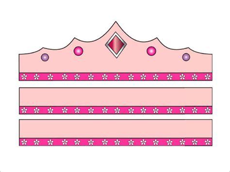 princess crown template 11 crown sles pdf sle templates