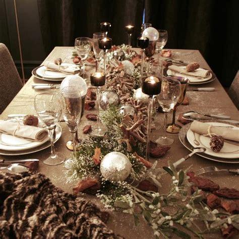 idee deco pour table de noel kozbeszerzesek