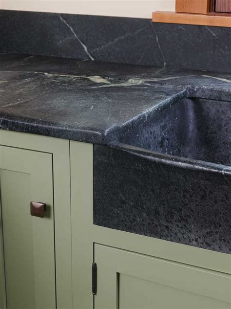 Why Is It Called Soapstone by Worn Soapstone Edge Seattle Soapstone